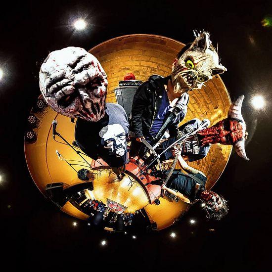 Cuentos De Los Hermanos Grind, Imagenes de Bandas de Metal & Rock Colombianas