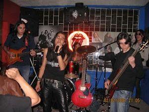 Dancamo, Bandas de Rock de Bogota.