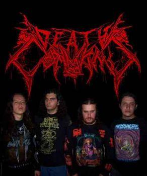 Death Command, Bandas de Death Metal de Bucaramanga.