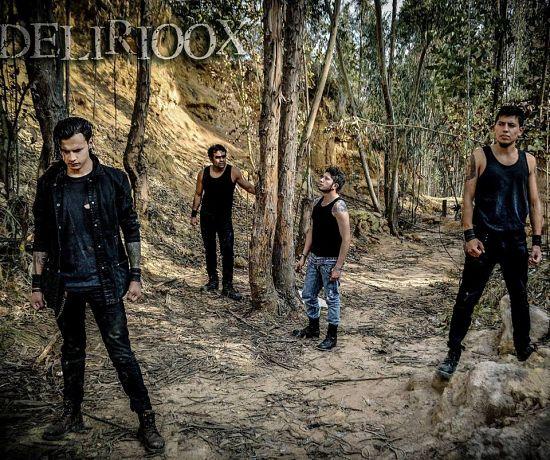 Delirioox, Imagenes de Bandas de Metal & Rock Colombianas
