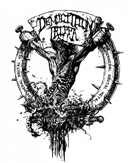 Demolittion Trippa, Imagenes de Bandas de Metal & Rock Colombianas