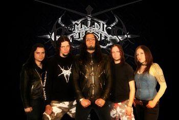 Demoniac Flesh, Bandas de Blackened Death Metal de Bogota.