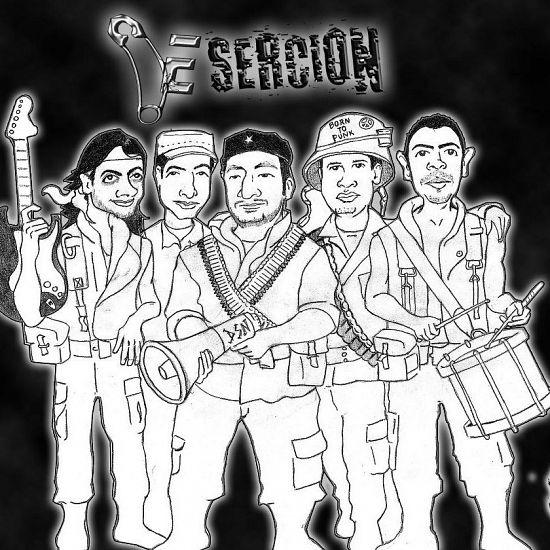 Desercion, Imagenes de Bandas de Metal & Rock Colombianas