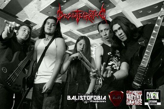 Desintegrated, Imagenes de Bandas de Metal & Rock Colombianas