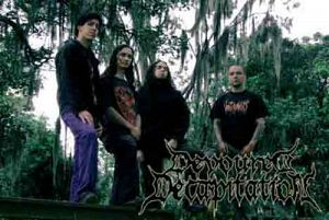 Devoured Decapitation, Bandas de Brutal Death Metal de Medellin.