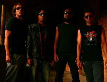 Dexteram, Bandas de Thrash Metal de Rionegro.