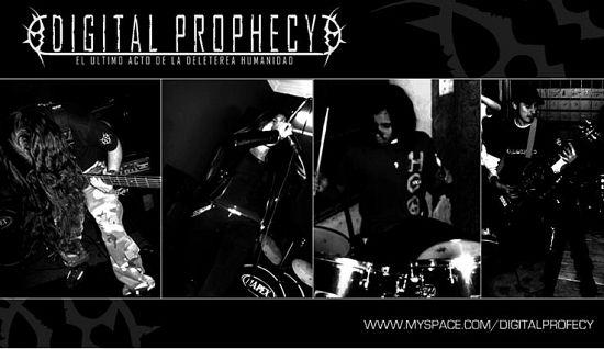Digital Prophecy, Imagenes de Bandas de Metal & Rock Colombianas
