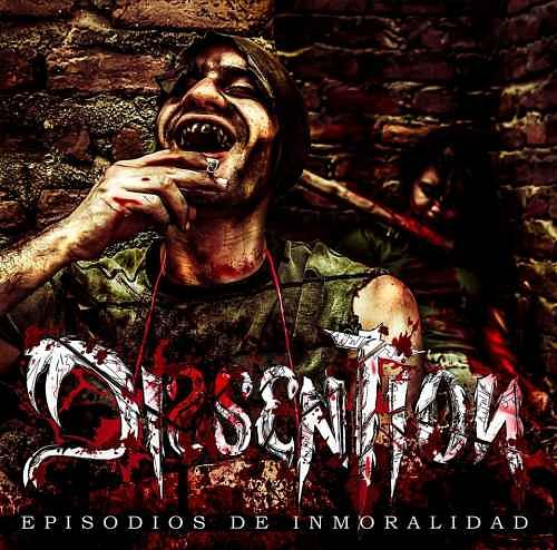 Dissention, Imagenes de Bandas de Metal & Rock Colombianas