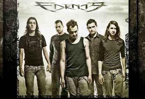 Edenia, Imagenes de Bandas de Metal & Rock Colombianas