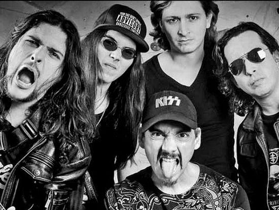 Ekhymosis, Imagenes de Bandas de Metal & Rock Colombianas