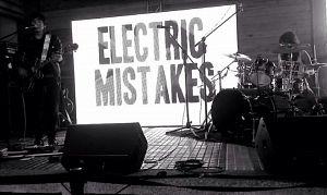 Electric Mistakes, Bandas de Rock Alternativo Rock Mestizo Punk de Bogotá.
