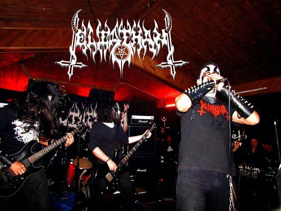 Eliathan, Imagenes de Bandas de Metal & Rock Colombianas