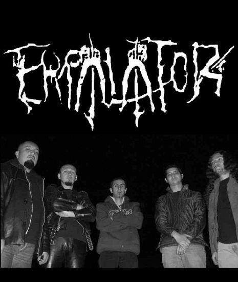 Empalator, Imagenes de Bandas de Metal & Rock Colombianas