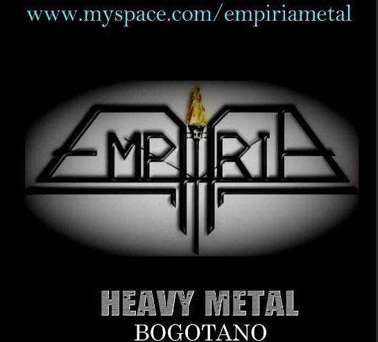 Empiria, Imagenes de Bandas de Metal & Rock Colombianas