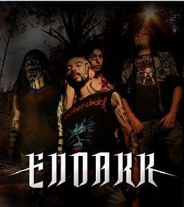 Endark, Bandas de Death Metal de Bogota.