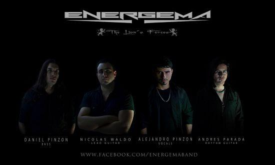 Energema, Imagenes de Bandas de Metal & Rock Colombianas