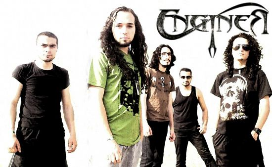 Enginer, Imagenes de Bandas de Metal & Rock Colombianas