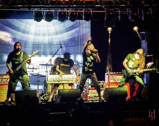 Entropia, Imagenes de Bandas de Metal & Rock Colombianas