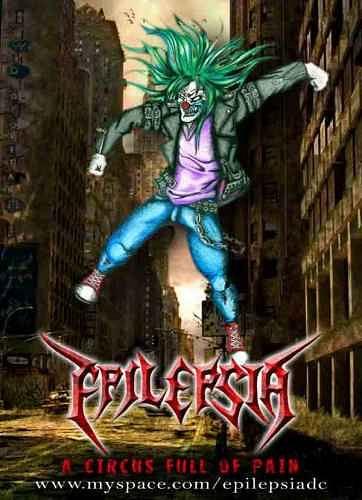 Epilepsia, Imagenes de Bandas de Metal & Rock Colombianas