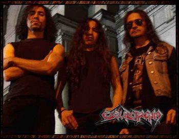 Esquizofrenia, Bandas de Death, Thrash Metal de Medellin.