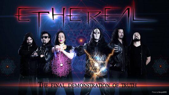 Ethereal, Imagenes de Bandas de Metal & Rock Colombianas