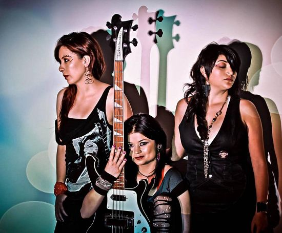 Eva Blick, Imagenes de Bandas de Metal & Rock Colombianas
