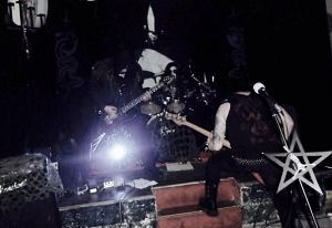 excomulgacion Bandas de Black Metal