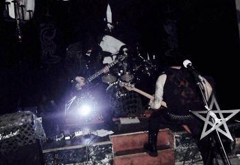 Excomulgacion, Bandas de Black Metal de Cartagena.