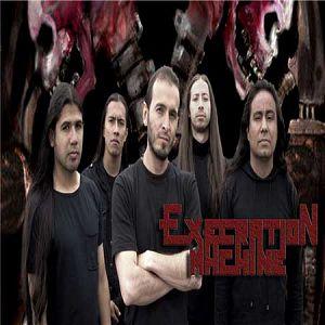 Execration Machine, Bandas de Death Metal de Bogota.