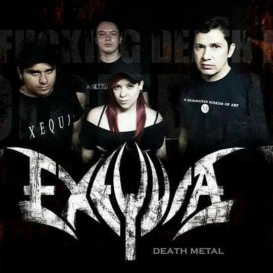 Exequia, Imagenes de Bandas de Metal & Rock Colombianas