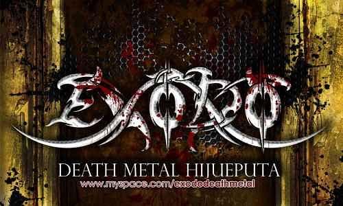 Exodo, Imagenes de Bandas de Metal & Rock Colombianas