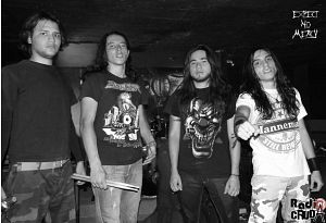 expectnomercy Bandas de thrash death metal