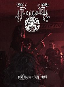 Fernom, Prehispanic Black Metal de Bogotá.