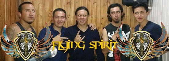 Flying Spirit, Imagenes de Bandas de Metal & Rock Colombianas