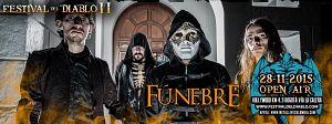 Funebre, Bandas de Black Metal de Manizales.