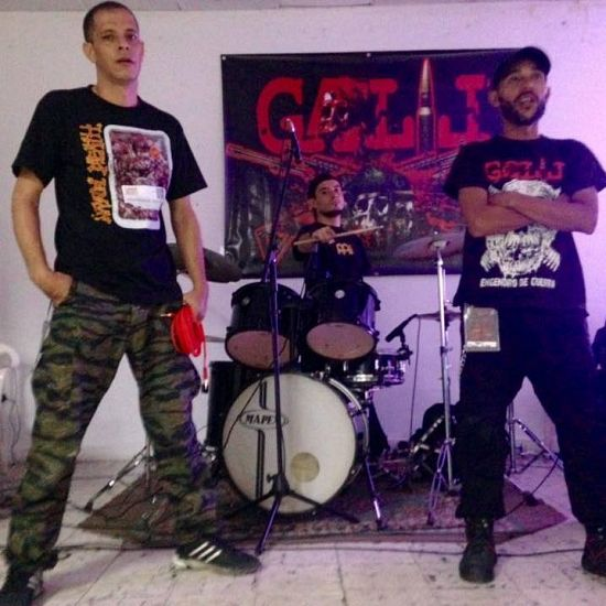 Galil, Imagenes de Bandas de Metal & Rock Colombianas