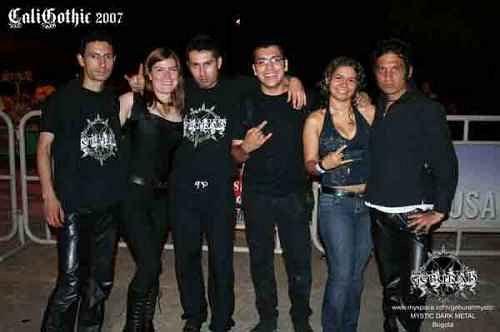 Geburah, Imagenes de Bandas de Metal & Rock Colombianas