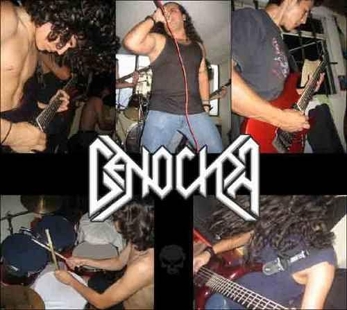 Genocida, Imagenes de Bandas de Metal & Rock Colombianas