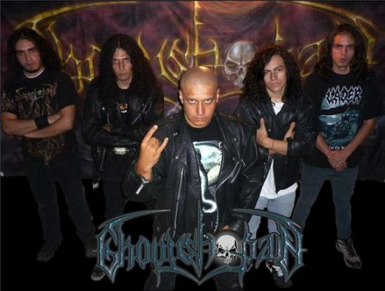 Ghoulish Pain, Imagenes de Bandas de Metal & Rock Colombianas