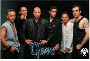 Gianny, Bandas de Heavy Rock de Medellin.