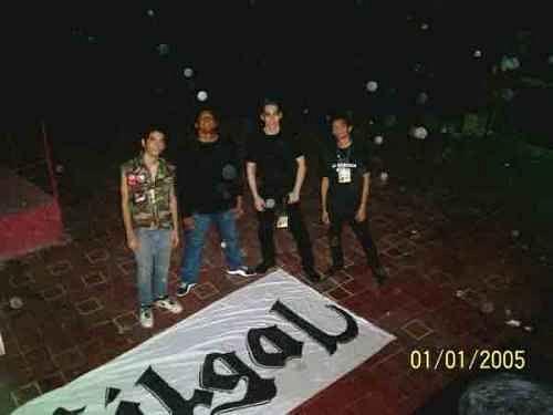 Gilgal, Imagenes de Bandas de Metal & Rock Colombianas