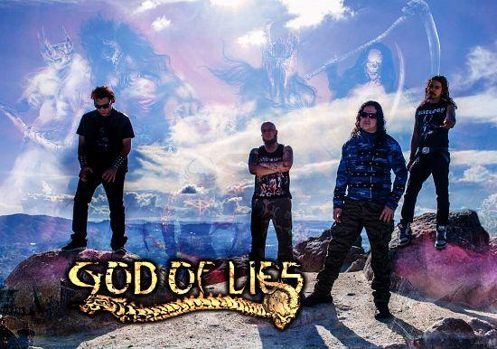 God Of Lies, Imagenes de Bandas de Metal & Rock Colombianas