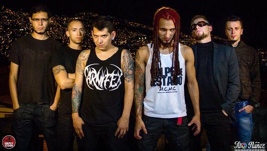 Golpe De Estado, Imagenes de Bandas de Metal & Rock Colombianas