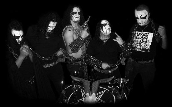 Gomory, Imagenes de Bandas de Metal & Rock Colombianas