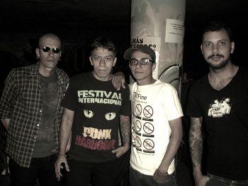 Gp, Bandas de Punk Rock de Medellin.