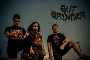 Gutgrinder, Bandas de Brutal Death Metal de Cali.