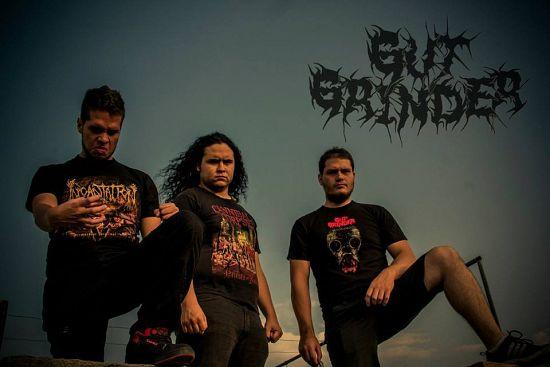 Gutgrinder, Imagenes de Bandas de Metal & Rock Colombianas