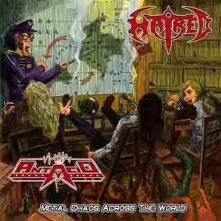 Hatred, Imagenes de Bandas de Metal & Rock Colombianas