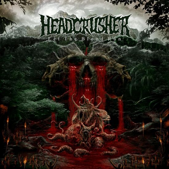 Head Crusher, Imagenes de Bandas de Metal & Rock Colombianas