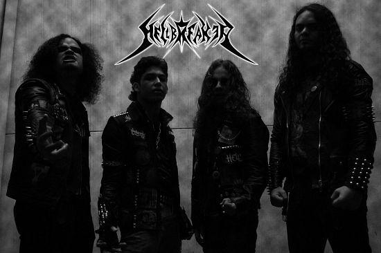 Hellbreaker, Imagenes de Bandas de Metal & Rock Colombianas
